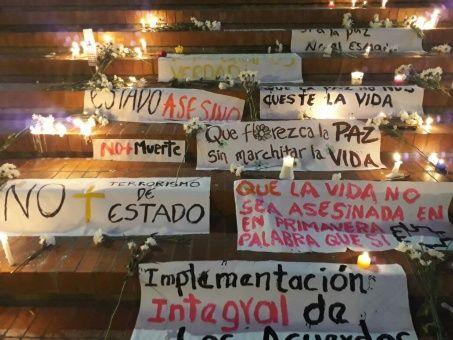 Asesinan a otro líder indígena en Colombia