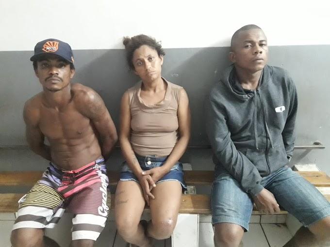 DELEGACIA - Polícia recupera objetos furtados e efetua prisão em Caxias
