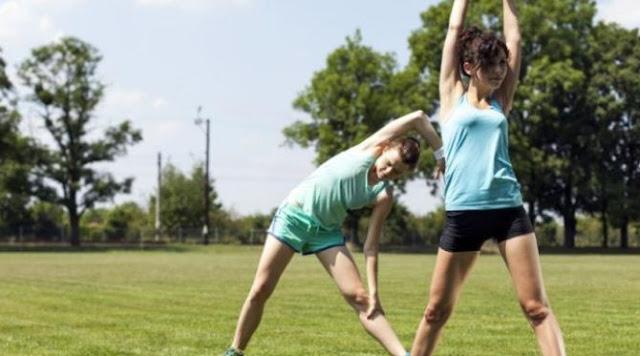 cara alami menambah tinggi badan