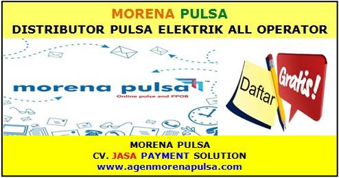 Distributor Pulsa Elektrik All Operator 2019