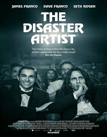 The Disaster Artist 2017 Full English Movie BRRip Download