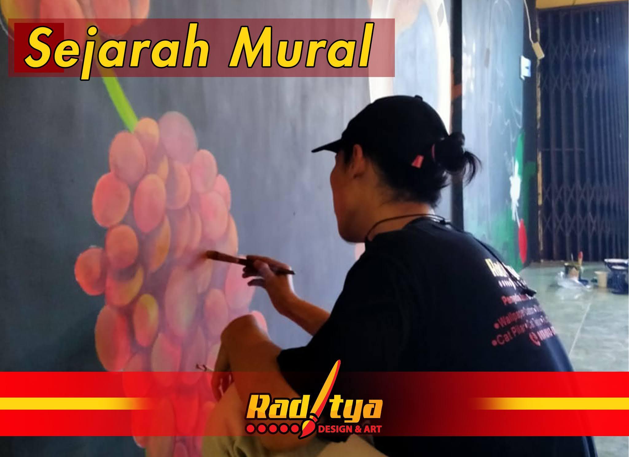 Sejarah Mural