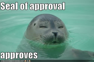 seal of approval comic