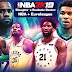 NBA 2K19 - Shuajota´s Realistic Roster v7.3 (NBA + Euroleague) Released