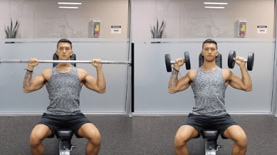 Barbell Or Dumbbell