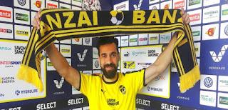 انتقال عبد الله السعيد لاعب الاهلي الي نادي كوبيو بالوسيرا الفنلندي رسميا على سبيل الإعارة