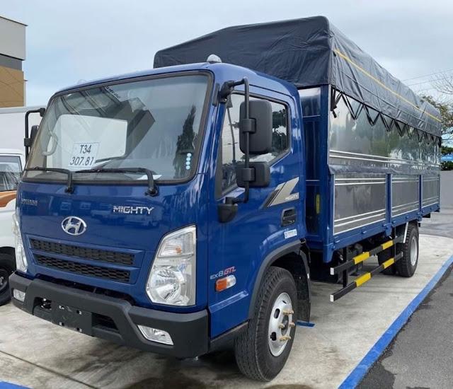 Giá lăn bánh Hyundai EX8 GTL bản thiếu