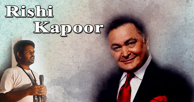 We lose Another Kapoor - Rishi Kapoor