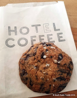 Carpenter Hotel cookie