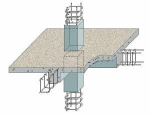 beton-elemen utama dalam bangunan modern