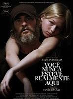 Resenha   Joaquin Phoenix entrega umas das melhores atuações do ano em Você Nunca Esteve Realmente Aqui