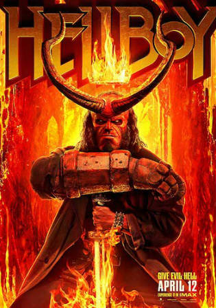 Hellboy 2019 Full Movie Download 480p  Hindi Dubbed