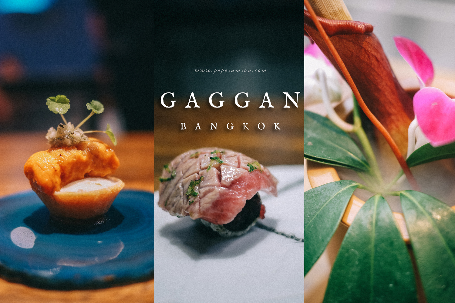 gaggan bangkok world's 50 best