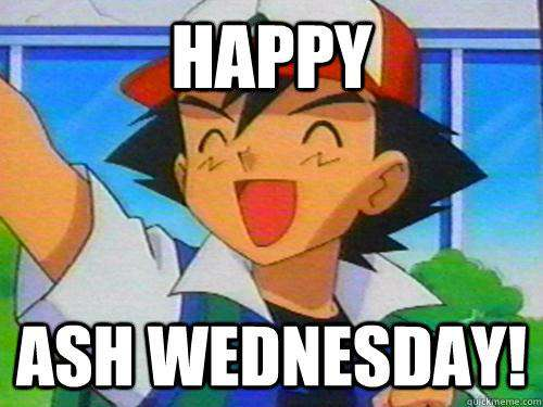 Ash Wednesday Wishes Awesome Picture