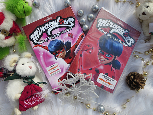 Shout! Factory: Miraculous: Tales of Ladybug & Cat Noir ~ #Review #Giveaway #2016GiftGuide