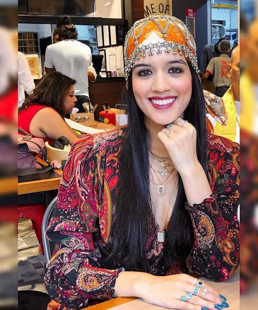 Shivani Bafna Photos