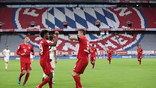 Lewandowski aims a sly dig at Dortmund fans after Bayern's victory