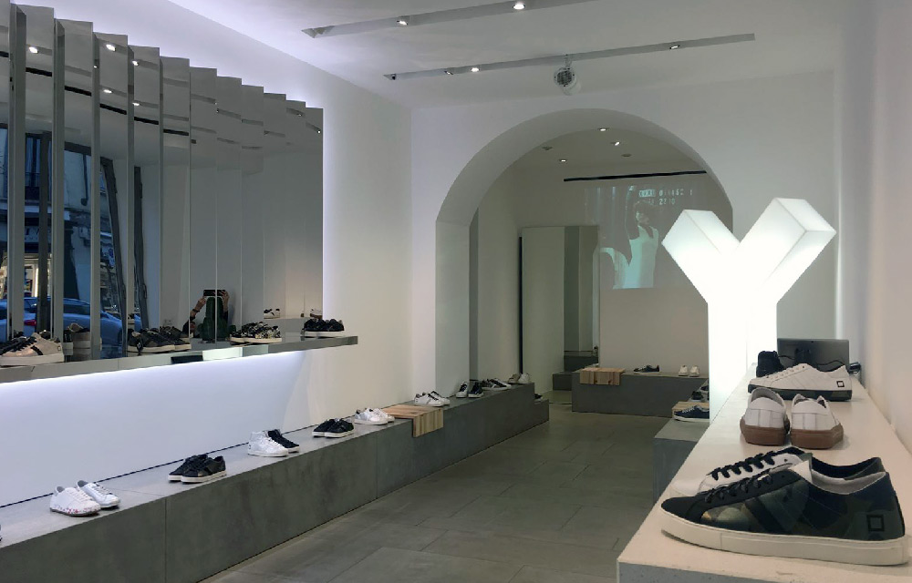 D.A.T.E. e MODOLUCE assieme in un inno al DESIGN tutto italiano, nel cuore di Milano