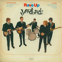 THE YARDBIRDS - Having a rave up Los mejores discos de 1965