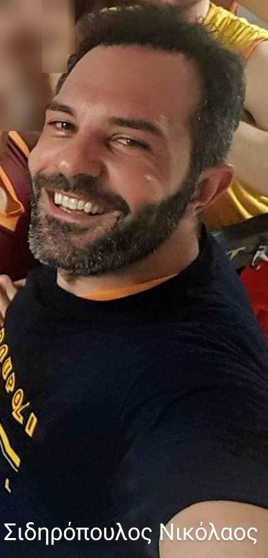 Ο Νίκος Σιδηρόπουλος στον Κεραυνό Ωραιοκάστρου