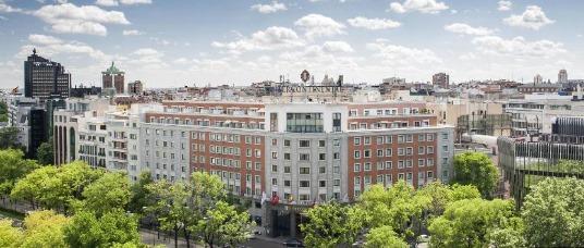 حجز فندق قريب من ملعب سانتياغو برنابيو لمتابعة مباريات ريال مدريد فنادق