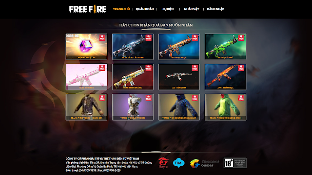 Share Bộ Code Scam Nick Game FreeFire Cực HOT 2020