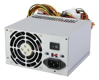 Used power supply unit