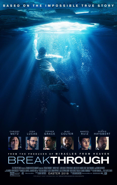 灣區影癡: Breakthrough (2019)-基督教電影難突破自己觀眾群