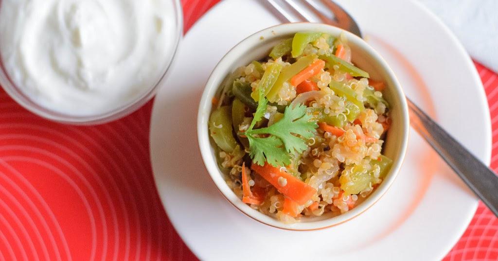 Quinoa And Vegetable Stew America S Test Kitchen