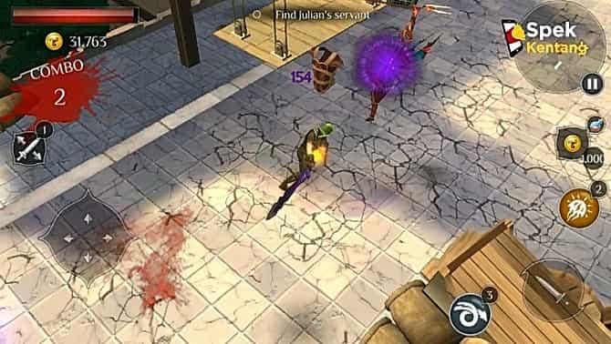 Dungeon Hunter Curse of Heaven