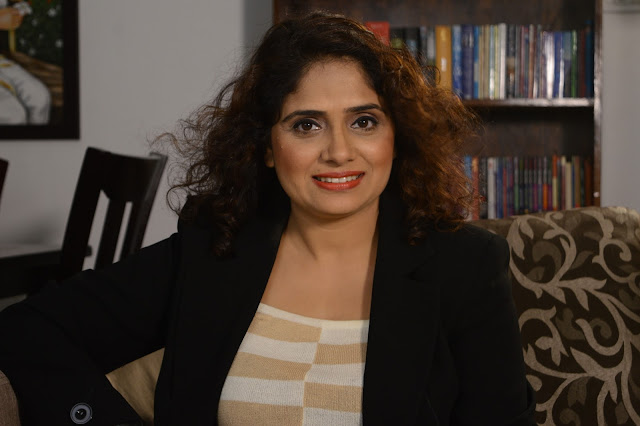 Interview with Mamta Bhatt - Author of An Eternal Hero – Ram