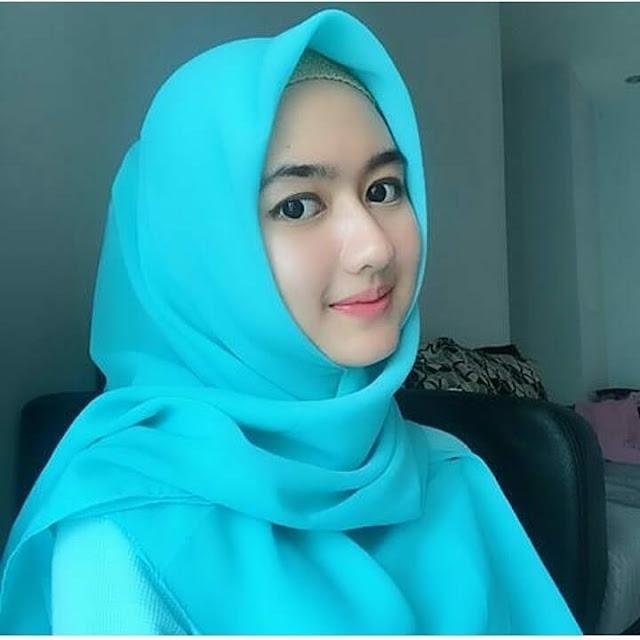 Simple Hijab Beautiful