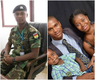 lynched ghanaian soldier mahama to be buried on friday