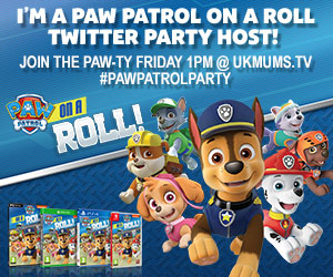 Join Me On Friday For 2 Hours of Paw Patrol Fun