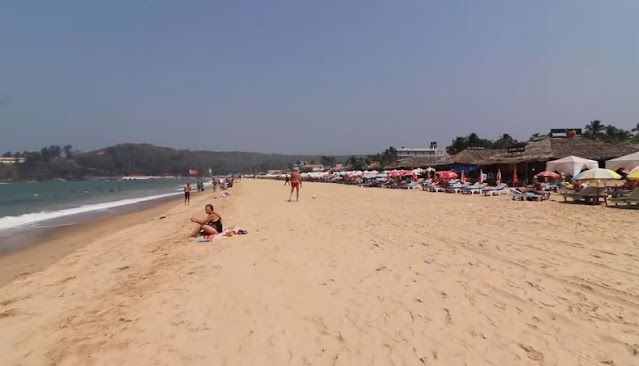Goa tourist places list with Photos