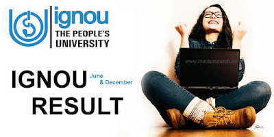 Ignou Result June 2018 - Master Search