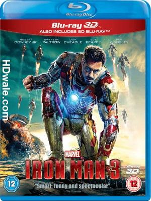 Iron Man 3 full Movie Download (2013) 1080p & 720p BluRay