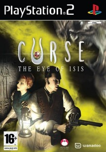 Curse The Eye of Isis PT-BR PS2 Baixar