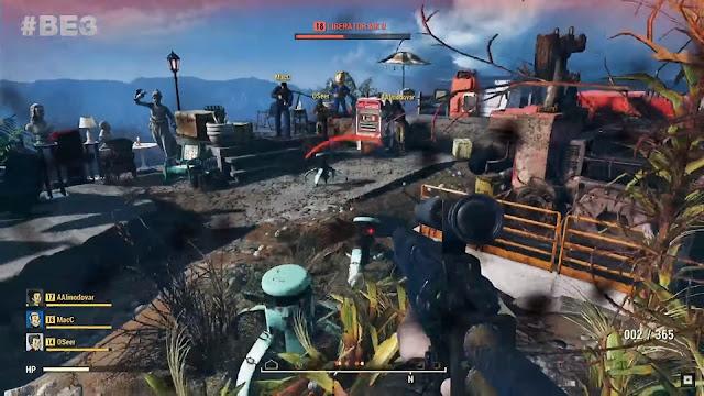 Fallout 76 | Püf Nokta | Taktik | Tavsiye | Nasıl Oynanır