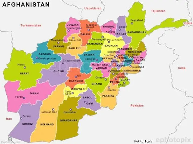 Takhar province borders the northern part of the Panjshir valley which is currently controlled by the rebels.