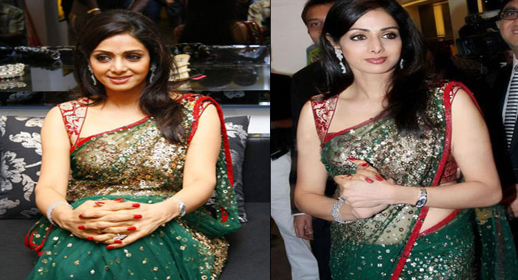 shree-devi-Shooting-wearing-a-dress-of-27-kg-continuously-for-15-days