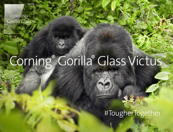CORNING® GORILLA® GLASS VICTUS™ คืออะไร?