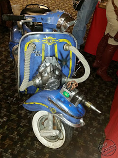 Brute Force Studios' Fallout Vespa