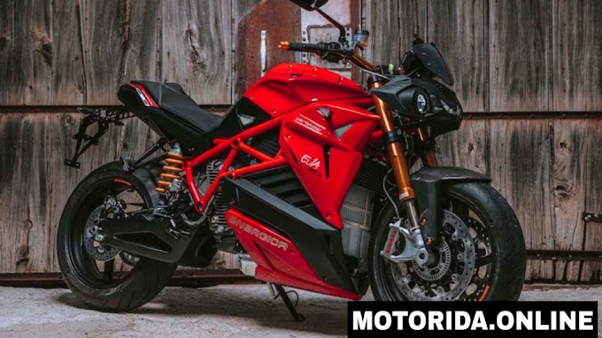 Energica Ego Plus RS 2021specifications, color, Engine, capacity