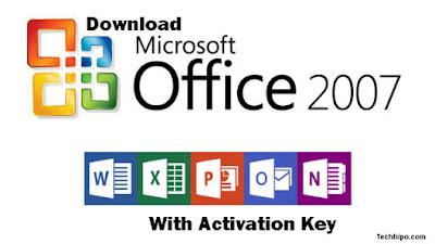 تحميل برنامج مايكروسوفت اوفيس 2007 Office عربي كامل مضغوط من ميديا فاير برابط واحد