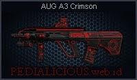 AUG A3 Crimson