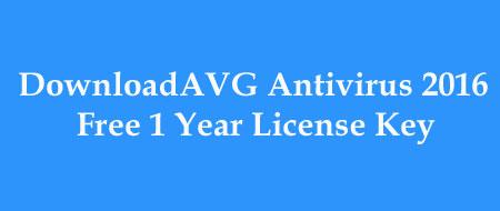 avg antivirus one year trial