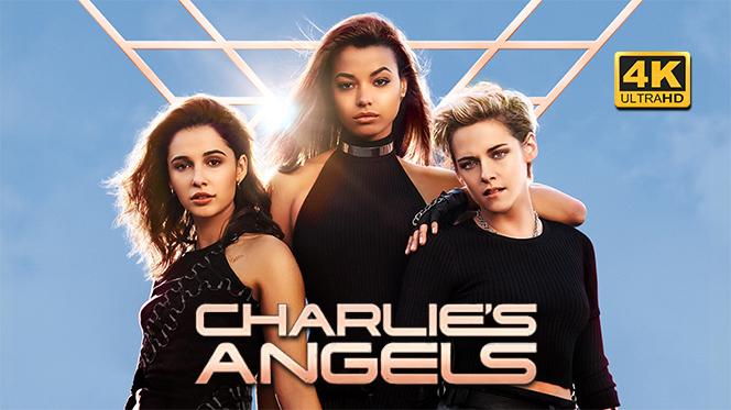 Angeles de Charlie (2019) 4K UHD 2160p Latino-Castellano-Ingles