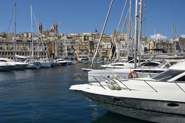 Hafen von Birgu, Malta