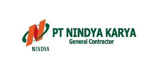 Lowongan Kerja BUMN PT Nindya Karya (Persero) Bulan Desember 2019